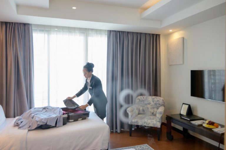 Bay Beach Resort Jomtien : Pack Service