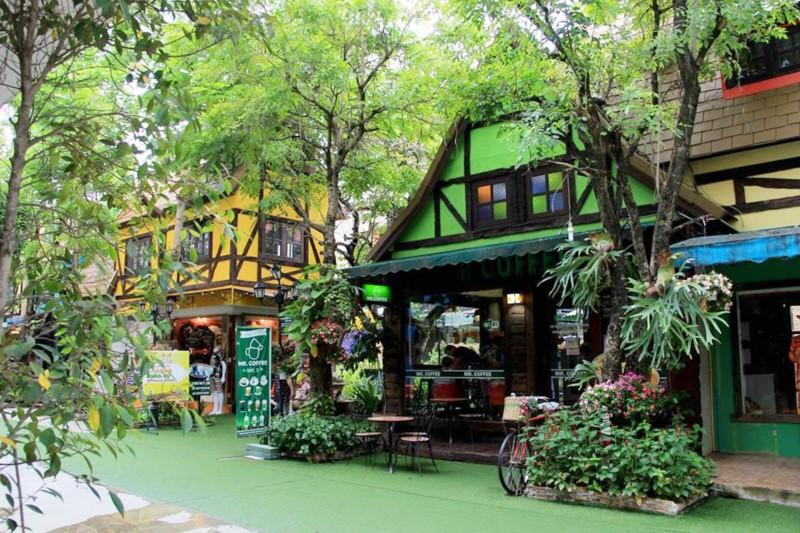 Bay Beach Resort Jomtien :Mimosa Pattaya