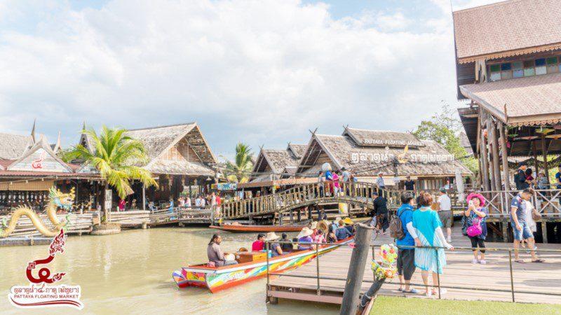 Bay Beach Resort Jomtien :Pattaya Floating Market