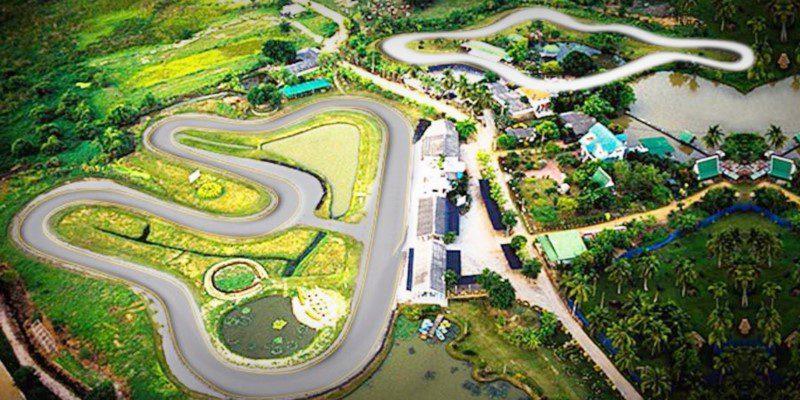 Bay Beach Resort Jomtien :Pattaya Kart Speedway
