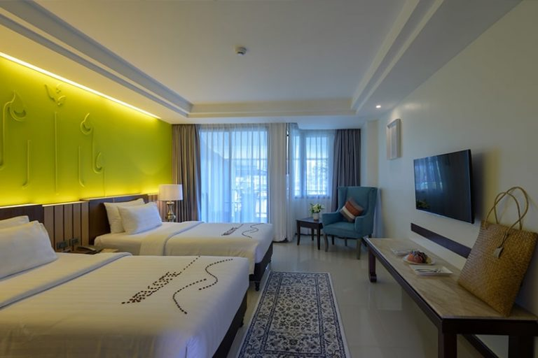 Bay Beach Resort Jomtien : Family Suite Room